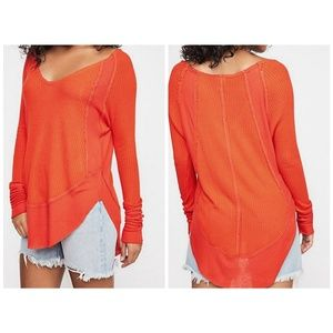 We The Free Catalina thermal top size small